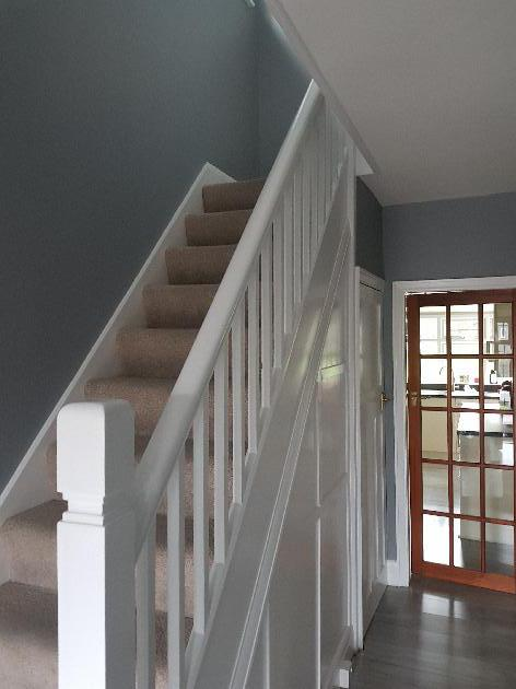 Domestic painting | D. Barrett Decorating | Tipton Painting & Decorating